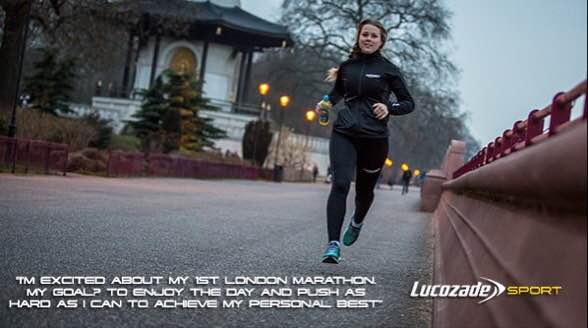 Sophie Radcliffe, London Marathon Motivation Tips