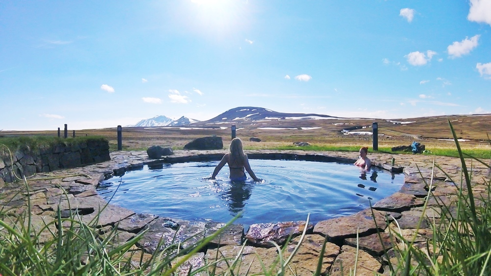 Laugarfell Hot Springs Iceland, Discover The World and Sophie Radcliffe