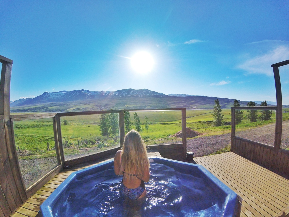 Hot Springs Iceland, Discover The World and Sophie Radcliffe