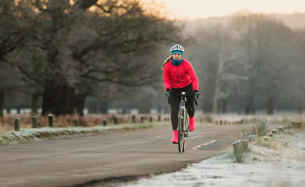 how to become a stronger cyclist, sophie radcliffe, women cycling