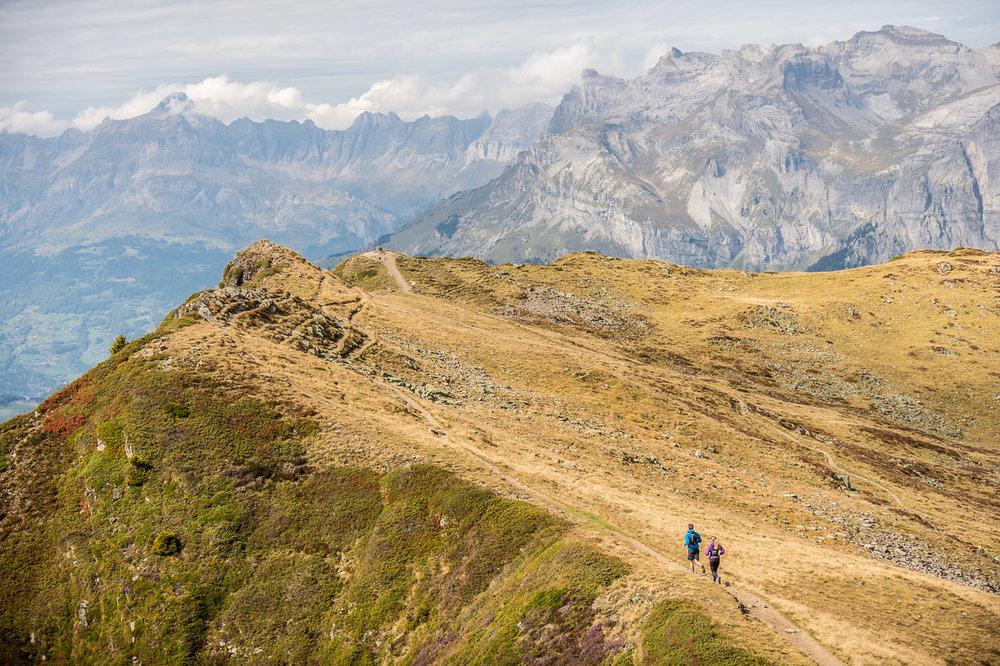 challenge sophie, sophie radcliffe chamonix trail running
