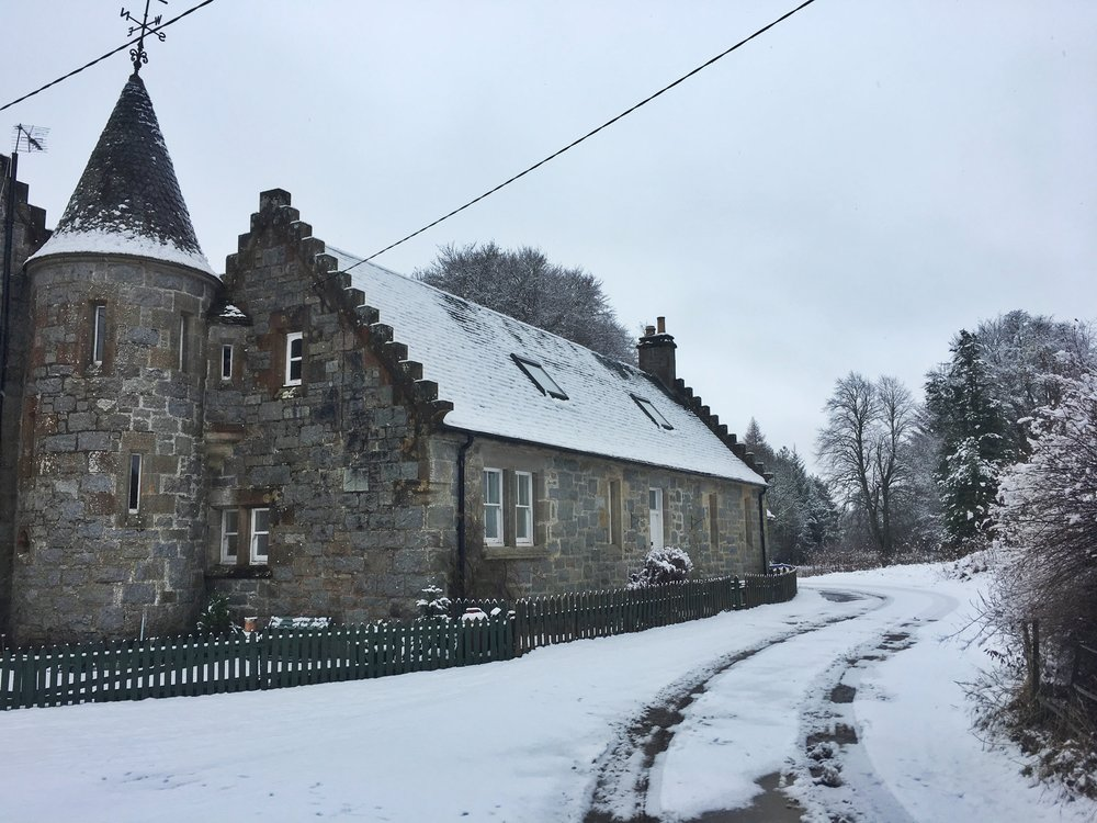 Moy, Scotland, Airbnb, The Cairngorms