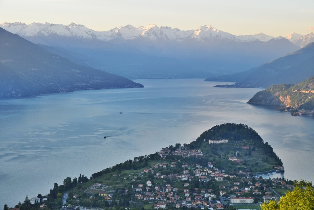 Lake Como, adventure travel