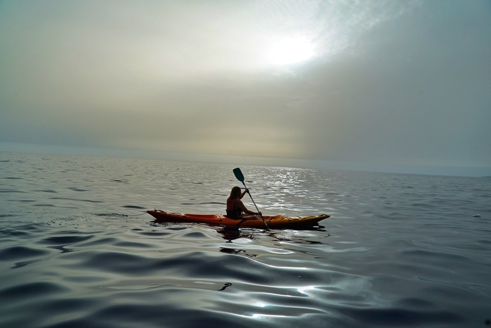 Tenerife kayaking Adventures, Sophie Radcliffe, One Life, Live It