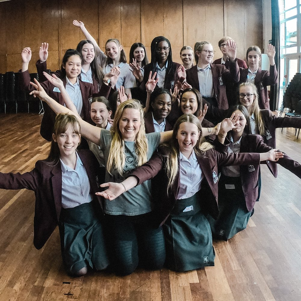 TrailBlazing with Invicta Girls Grammar School