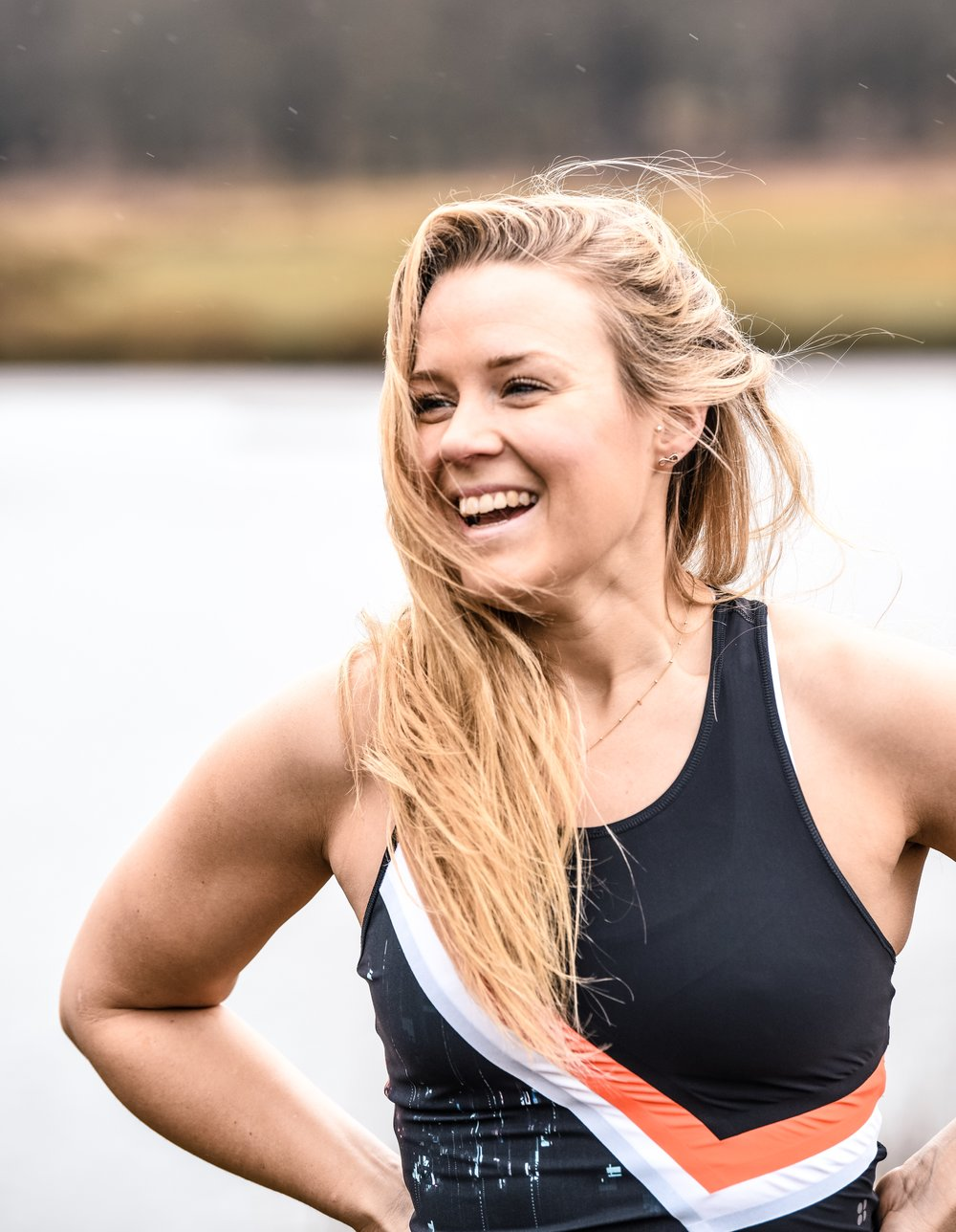 Sleep, stress and success, Challenge Sophie Blog