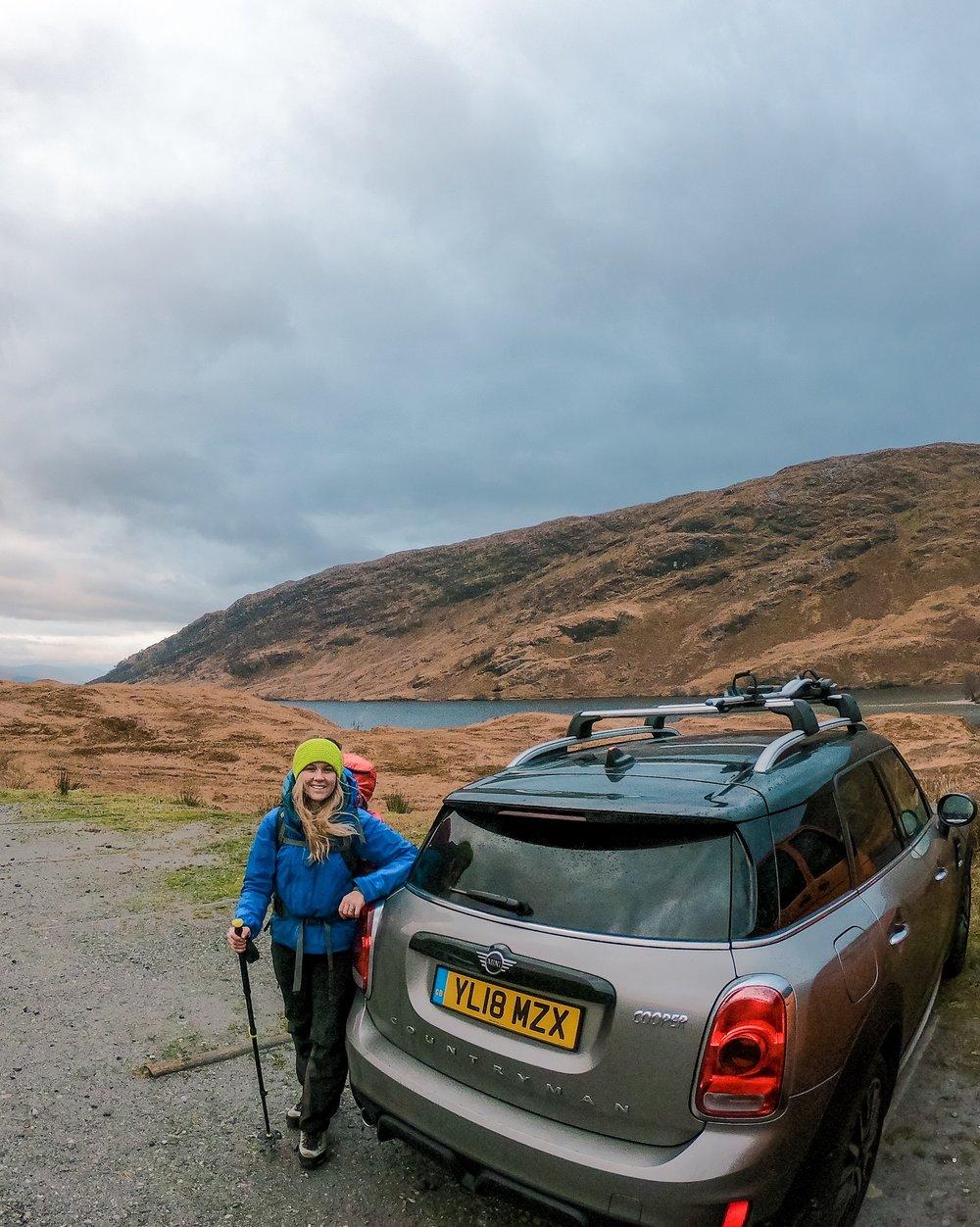 Glen Coe, Scotland Road Trip, Mini Country Man, Sophie Radcliffe