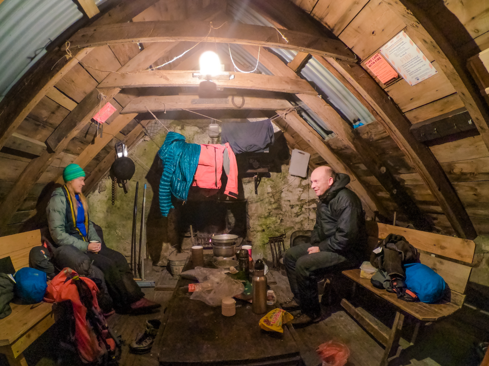 Kinbreak Bothy. Glen Coe, Scotland Road Trip, Mini Country Man, Sophie Radcliffe