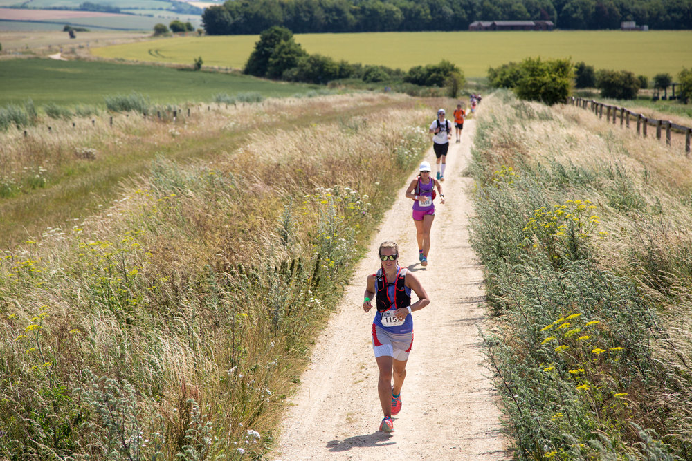 Race to the stones 100km ultra marathon