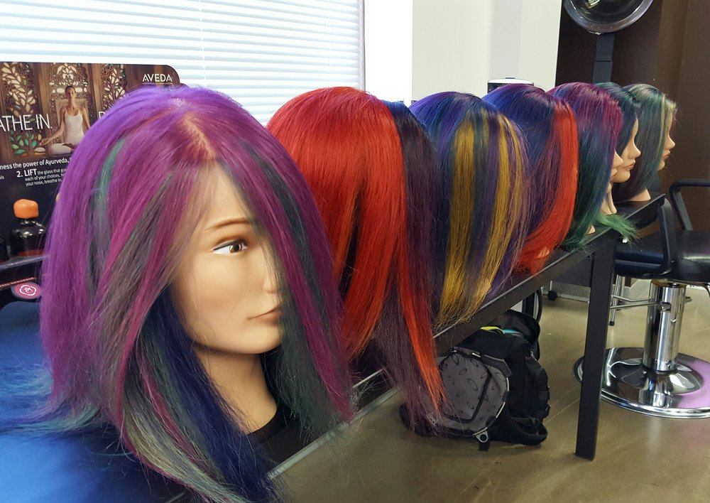 Fashion Colors In Your Hair Thirty Hair