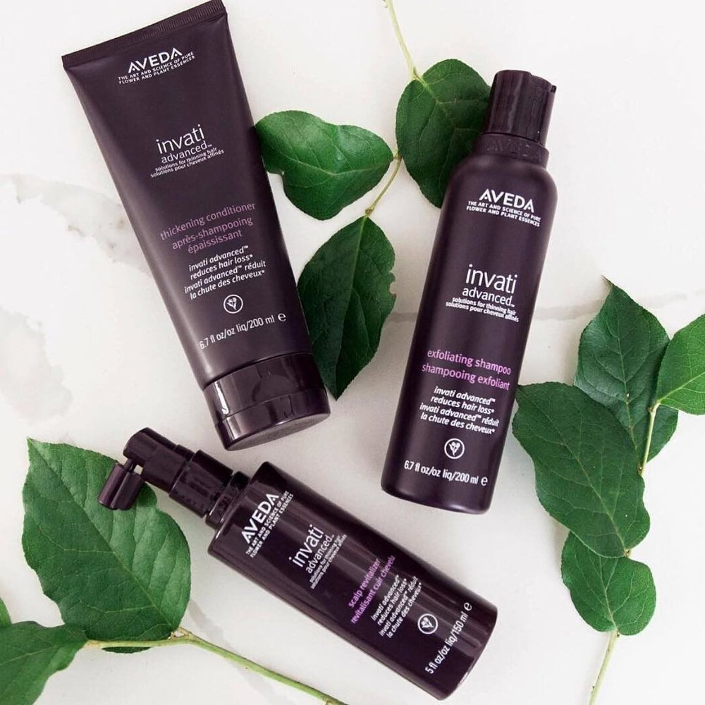 Invati Advanced System (Source: Aveda)