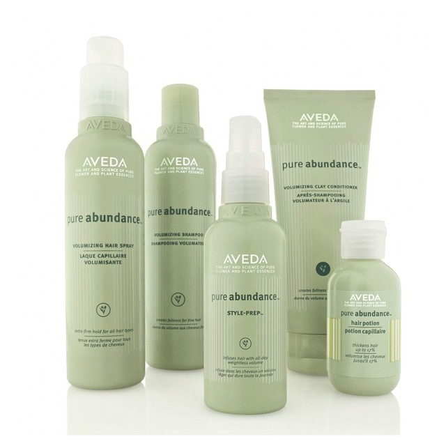 Pure Abundance (Source: Aveda)
