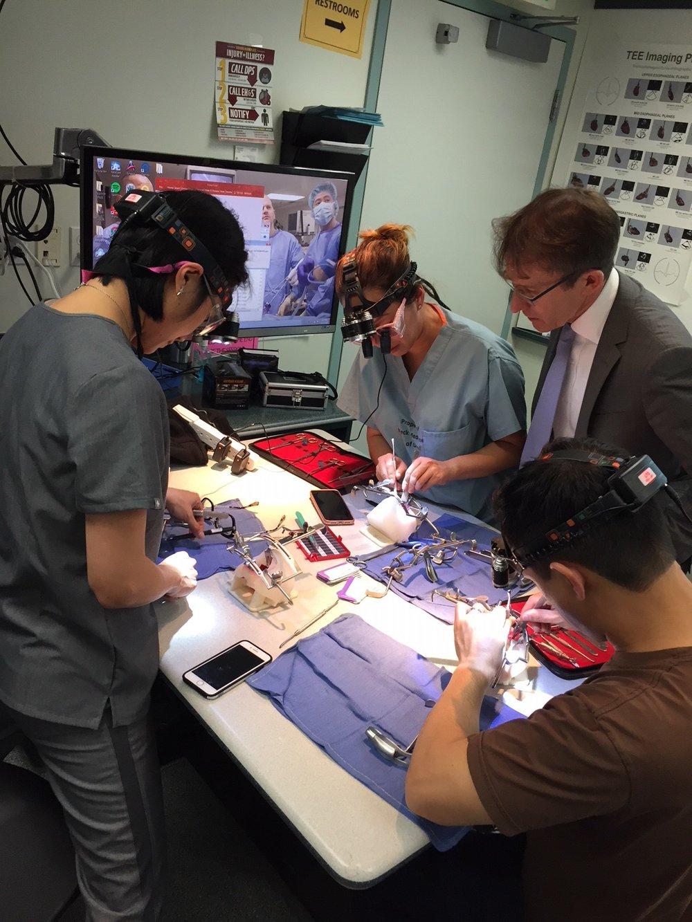 Drs Forrest Squitieri Yao Leland.JPG