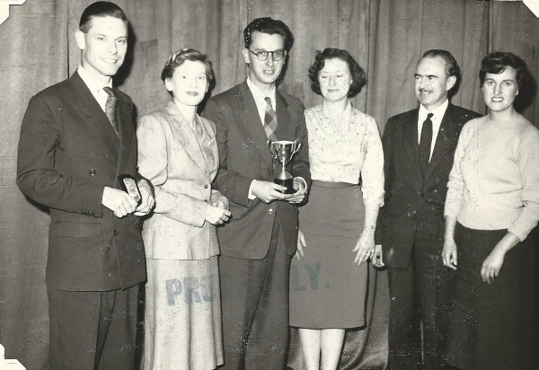 Winners of 1st Woking Drama Festival 1959 - Pyrford Little Theatre