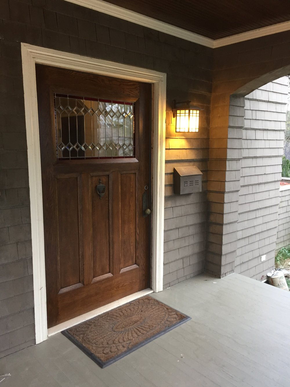 & Door Restoration \u2014 Michigan Historic Restoration Co.
