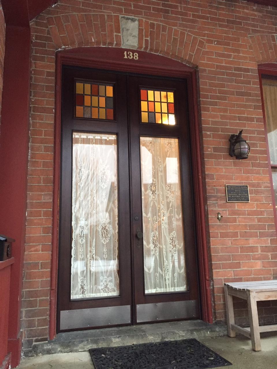 & Door Restoration u2014 Michigan Historic Restoration Co.