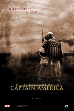 The-First-Avenger-Captain-America-Movie-Poster