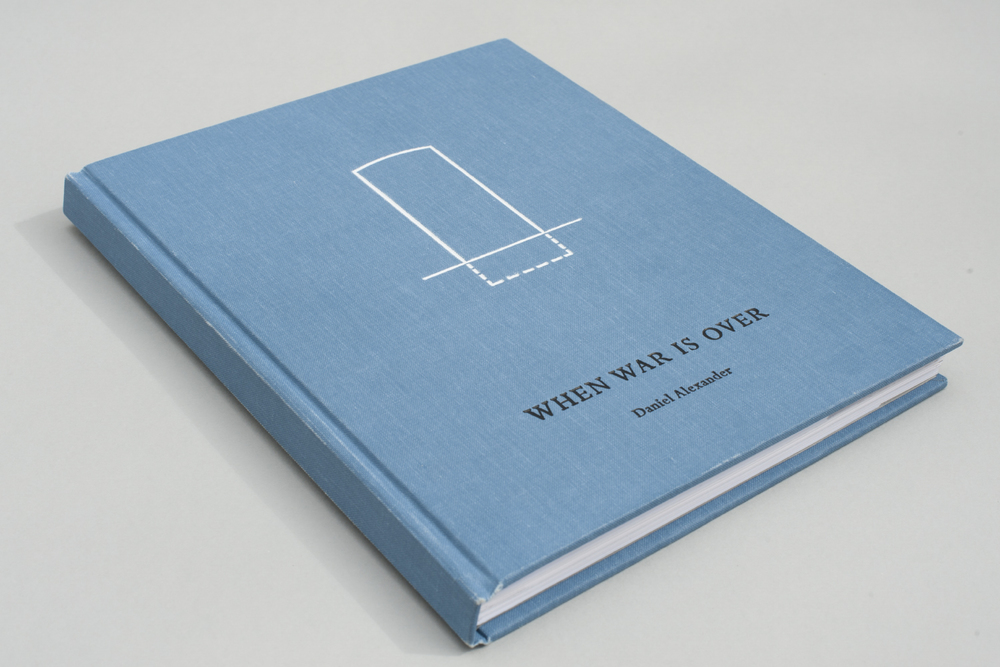 When War Is Over: Artists book, edition of 3