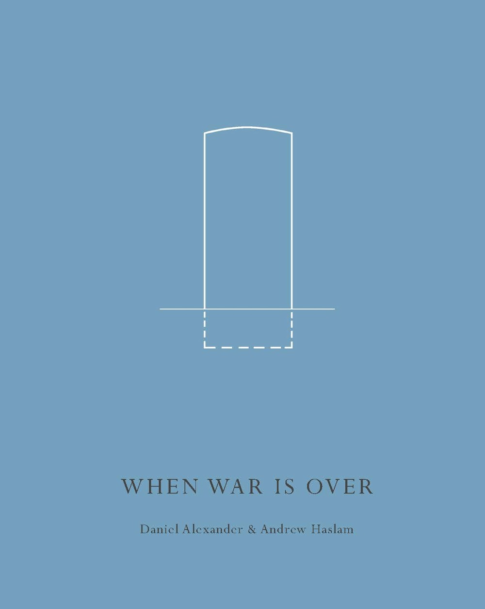 When War Is Over: cover