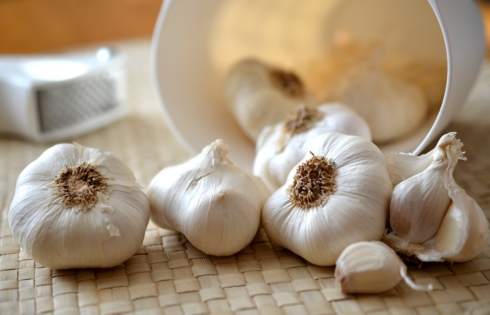 Clean Label Industrial Garlic