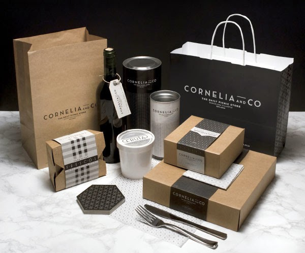 Image Credit: Package Design Inspiration from  Cornelia & Co.