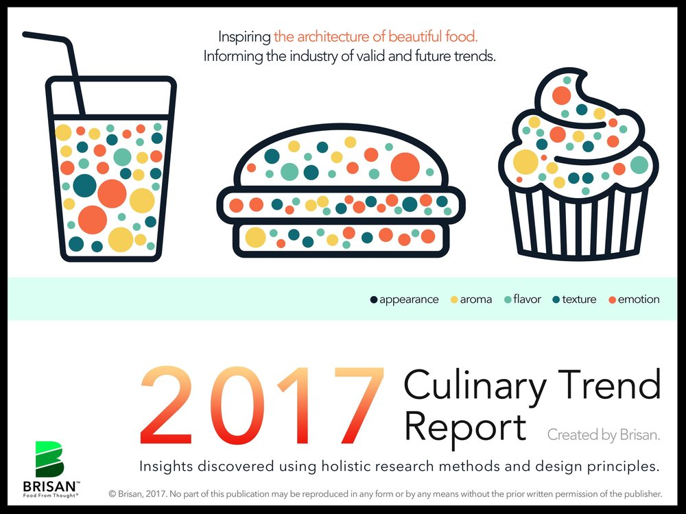 2017 Culinary Trend Report