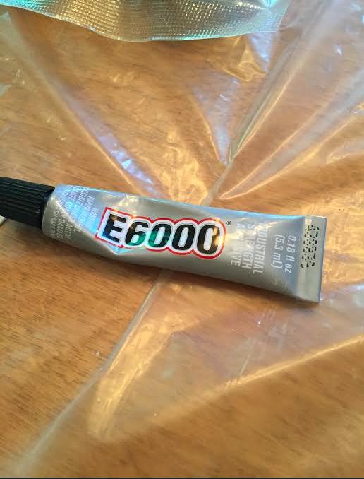 E6000 super glue