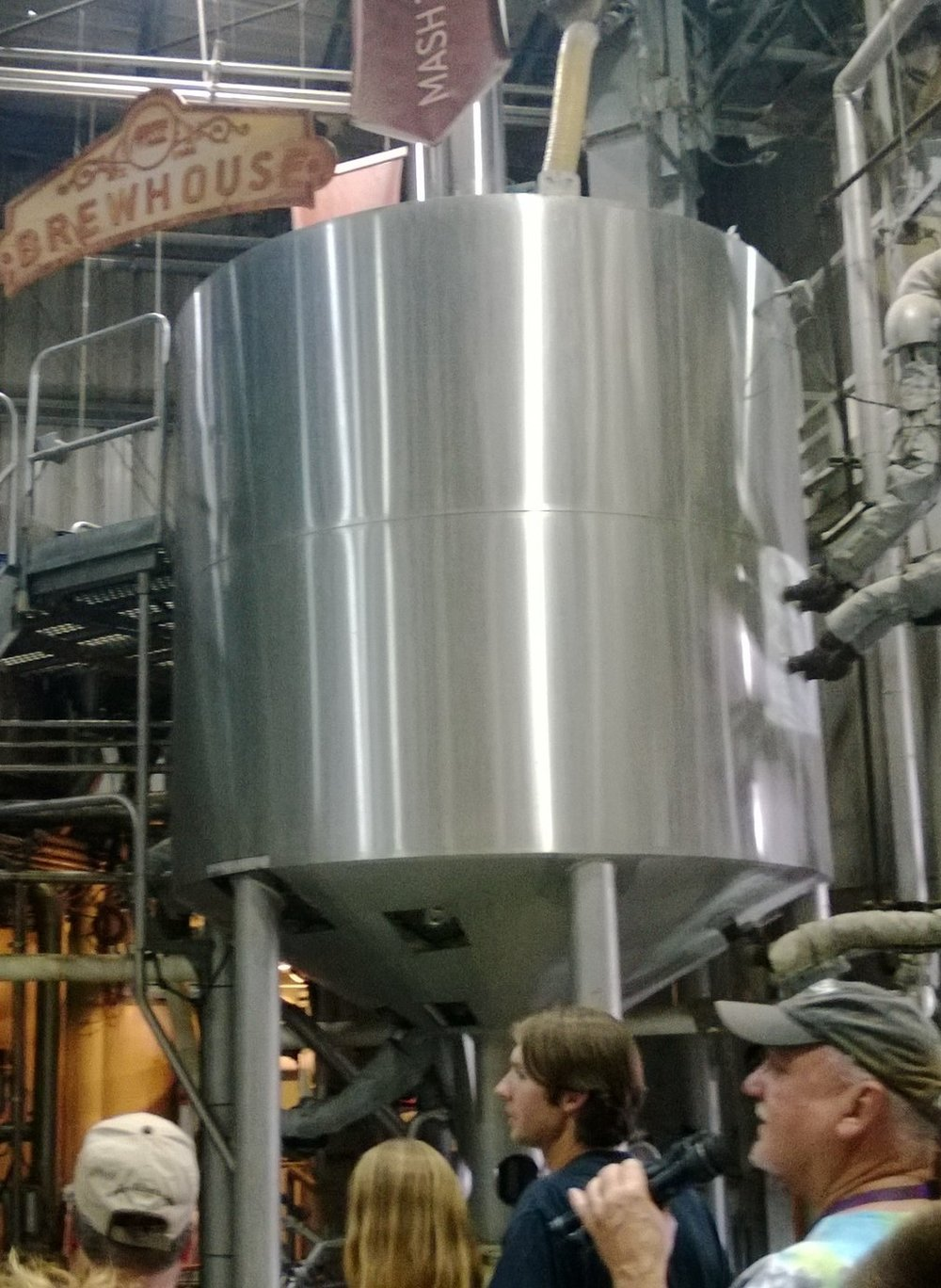Sidebar: - Where big breweries can't adapt, they lobby. Up until about a decade ago in Texas, a brewery wasn't allowed to sell beer at a facility they owned unless there was a