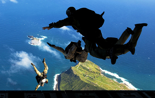 Navy SEALS Control Their Fears