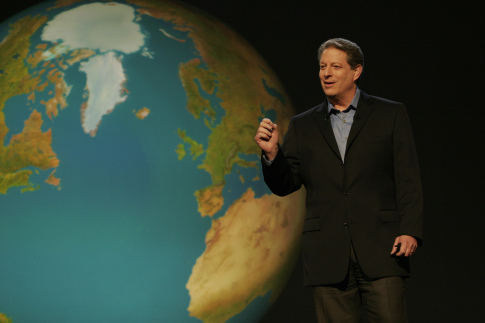 Al Gore Presentation Skills Coaching