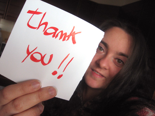"Tapping the Power of ""Thank You"""