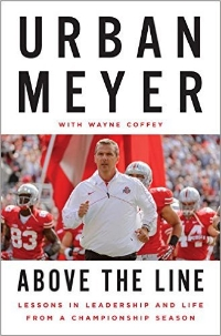 Urban Meyer's Book Above the Line