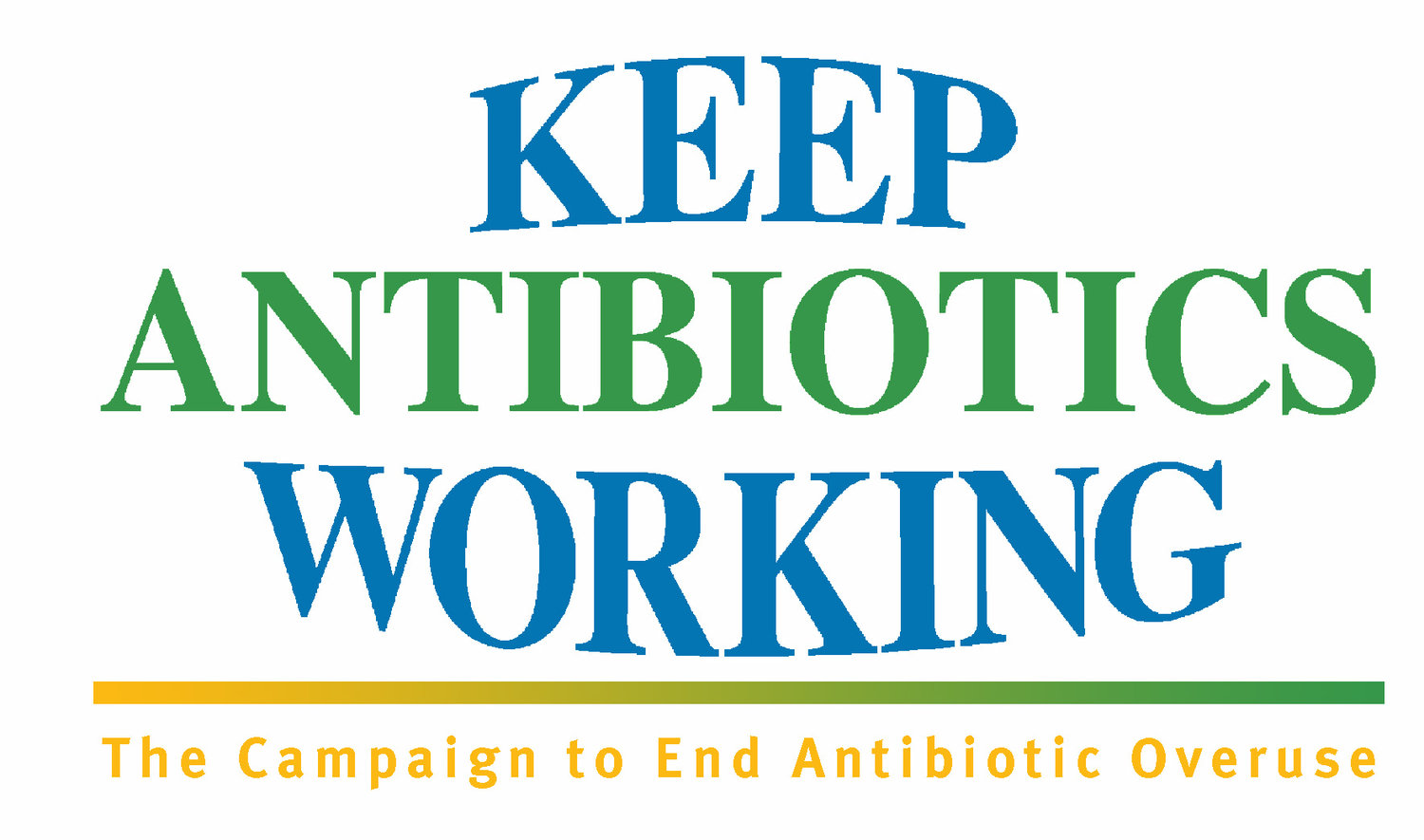 Keep Antibiotics Working