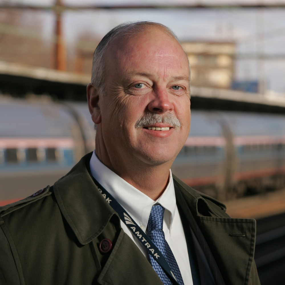 Drew Galloway Chief of Planning & Performance, Northeast Corridor Infrastructure & Investment Division, Amtrak