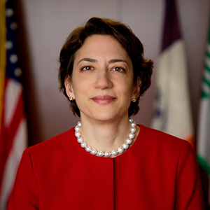 Polly Trottenberg Commissioner, New York City Department of Transportation