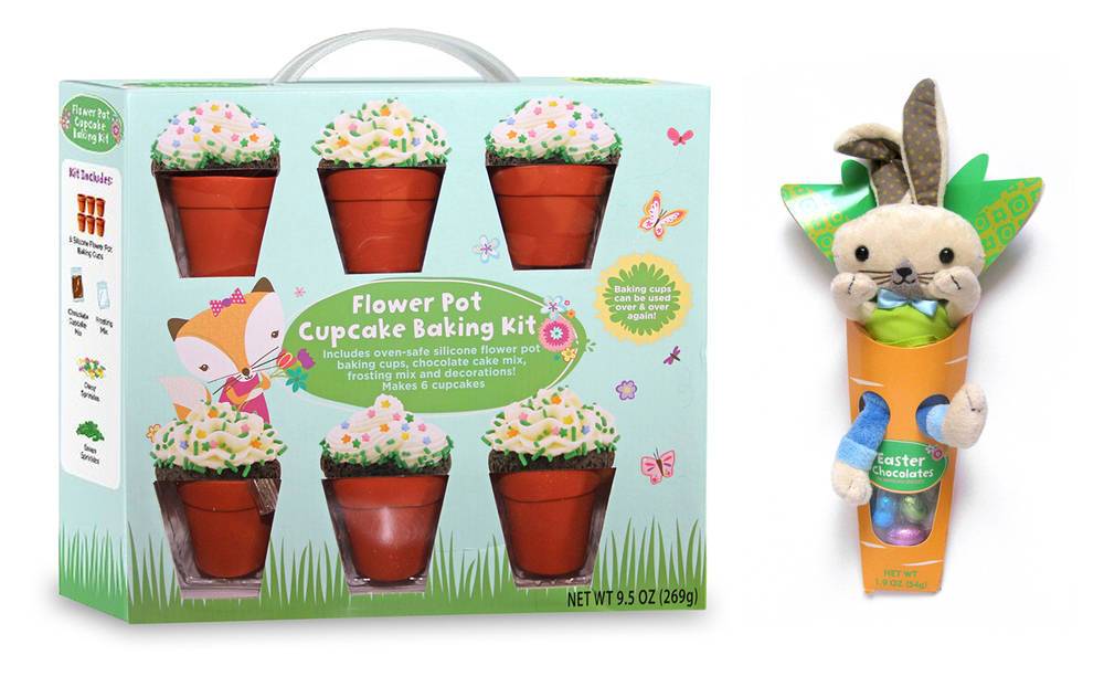 Target private label easter baking kit - Designer: Devon Adrian