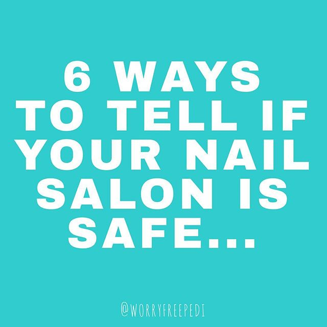😱 Read more, Link in bio. Don't forget to add one Worry Free Pedi tablet to every pedi so the bowl and water are squeaky clean!