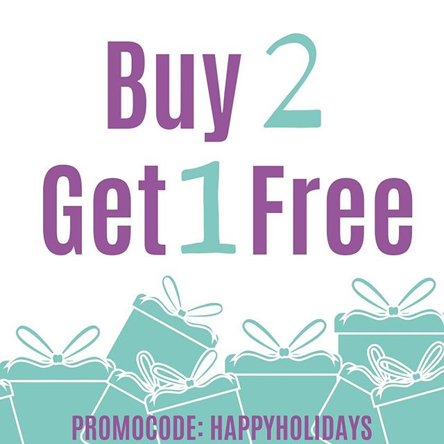 Happy Holidays!  Buy 2 get 1 FREE!  Add qty. 3 to your cart. Enter promocode: HAPPYHOLIDAYS www.worryfreepedi.com