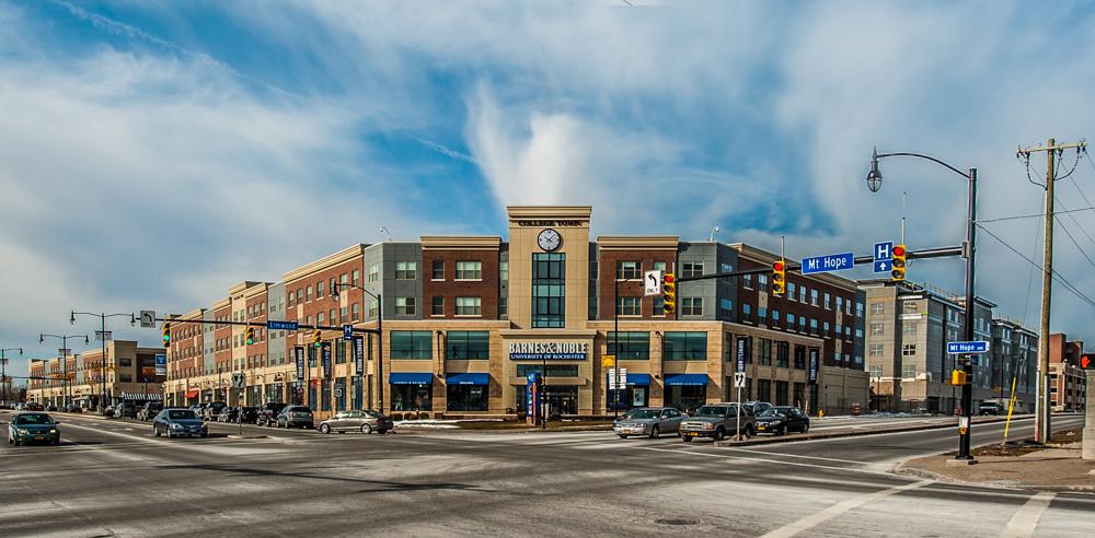 University Of Rochester U2014 Fairmount Properties