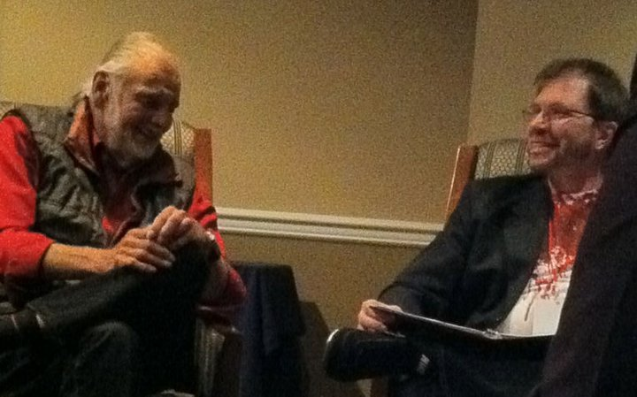 Fireside Chat with George Romero