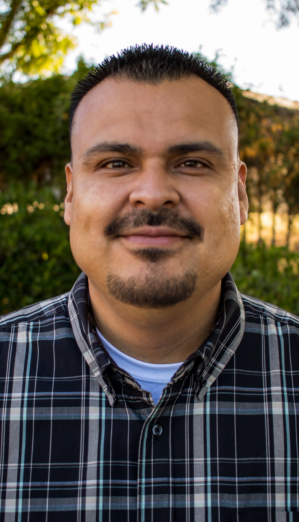 Sammy Martinez Executive Pastor