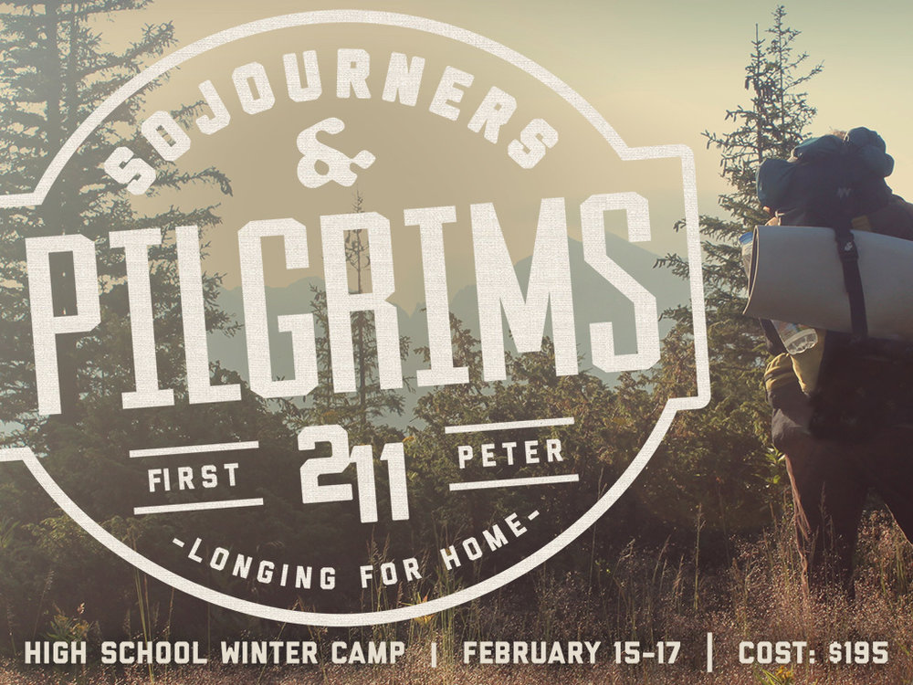 Souled High School Winter Camp is coming February, 15 - 17, 2019!    Students, you cannot miss this amazing weekend away from the distractions of life and focusing on the Lord! The cost is $195 per student, which includes transportation, 2 nights, 5 meals, camp sweatshirt, special guests, and a few more special surprises! Space is limited, sign up soon!     There is a mandatory parent meeting on February 10, after 3rd service in the Sanctuary.