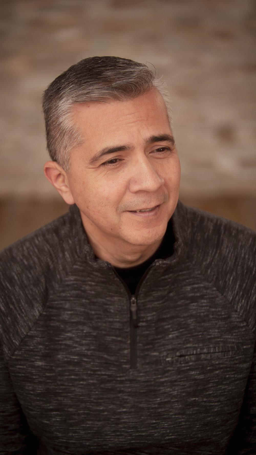 Mark Avila  Assistant Pastor