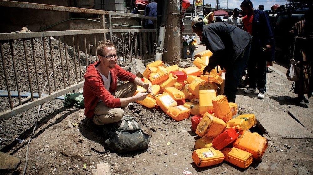 Data Collection, Ethiopia 2014