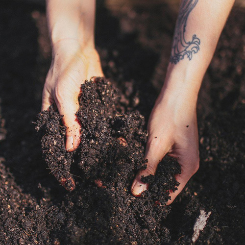 Organic Matters! Compost - $35.00 per cubic yardThis is the best of the best! Flowers and food flourish in this stuff.Made up of locally landfill diverted food, yard waste, and compostable materials, our blend is scientifically formulated to maximize the growth, size, and health of your plants. All ingredients are locally sourced and regularly tested. No artificial chemicals or fertilizer added.