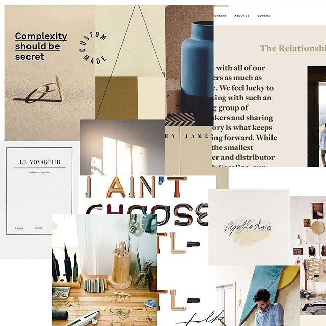 Loving the amazing brand work by @honorcodecreative ! DNA work to establish mood & direction was SO on point & exciting! Keep your eyes peeled we've got good stuff in the works!!! . Monday Mood, DNA work for a favorite jewelry and finishings designer. Web site refresh to come. For now, swipe to see the first piece we purchased. Happy Monday to us! #moodboardmonday • • • #design #photography #fashionphotography #branding #designer #whitespacefall #typography #inspo #print #graphicdesign #thatsdarling #moodboard #womeninbusiness #creativepreneur #calledtobecreative #creativeminds #designlife #designers #brandcuration #digital #webdesign #inspofinds #color #system #typography #type #typedesign #jewelry