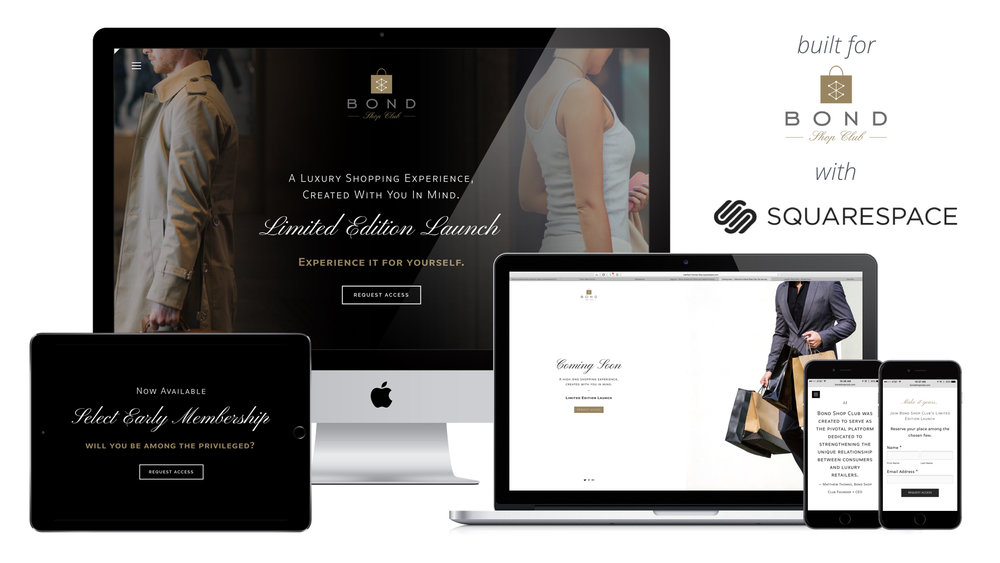 Squarespace Website Builder and CMS