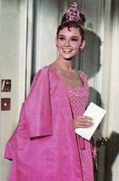"Still from  ""Breakfast at Tiffany's"""