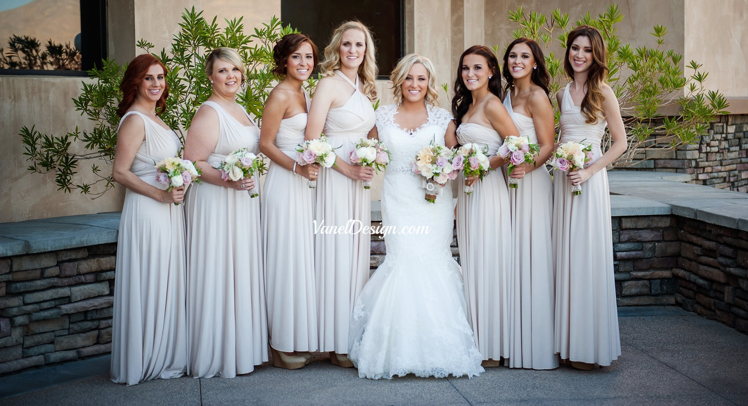 Design ivory bridesmaid dressesg ombrellifo Image collections
