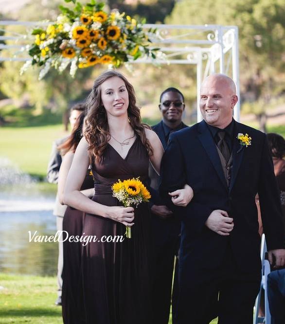 aae5f5bb323 Brown Convertible Bridesmaid Dress 4.jpg